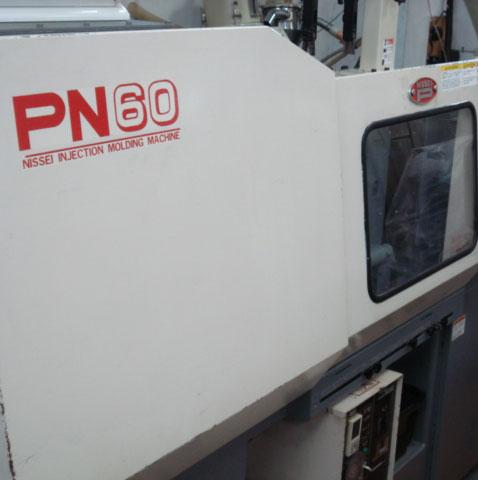 PN60-9A射出成型機